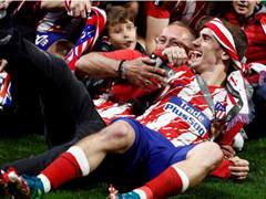 UEFA EL 결승전 올림피크 마르세유 0:3 아틀레티코 마드리드