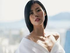 슈퍼 모델 리우웬, 고급스러운 섹시