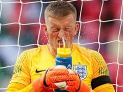 국제 친선경기  잉글랜드 2:1 나이지리아