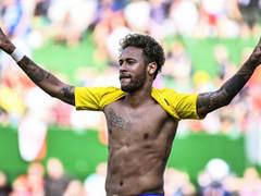 국제 친선경기 오스트리아 0:3 브라질