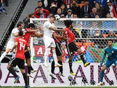 WORLD CUP 조별리그 A조 이집트 0:1 우루과이