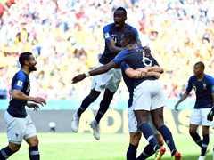 WORLD CUP 조별리그 C조 1차전 프랑스 2:1 호주