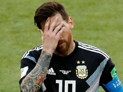 WORLD CUP 조별리그 D조 1차전 아르헨티나 1:1 아이슬란드