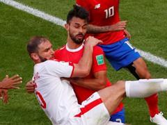 WORLD CUP 조별리그 E조 1차전 코스타리카 0:1 세르비아