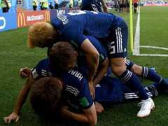 WORLD CUP 조별리그 H조 1차전 콜롬비아 1:2 일본