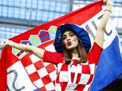 WORLD CUP 조별리그  D조 2차전 아르헨티나 0:3 크로아티아