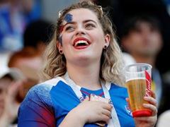 WORLD CUP 조별리그 D조 2차전  나이지리아 2:0 아이슬란드