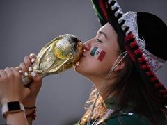 WORLD CUP 조별리그  F조  3차전 멕시코 0:3 스웨덴