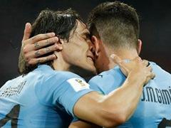 WORLD CUP 16강전  우루과이 2:1 포르투갈