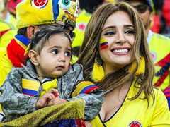 WORLD CUP 16강전 콜롬비아 1:1 잉글랜드