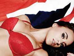 잉글랜드 팀 응원하는 섹시 EPL 치어리더 로지 존스