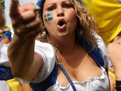 WORLD CUP 8강전  스웨덴 0:2 잉글랜드