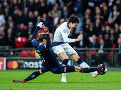 UEFA CL B조 4차전 토트넘 홋스퍼 FC 2:1 PSV 에인트호번