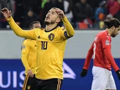 UEFA NL A2조 스위스 5:2 벨기에