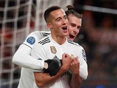 UEFA CL G조 5차전 AS 로마 0:2 레알 마드리드 CF