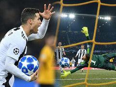 UEFA CL H조 6차전 BSC 영 보이스 2:1 유벤투스 FC