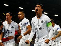 UEFA CL 16강 1차전 맨체스터 유나이티드 0:2 파리 생제르맹 FC