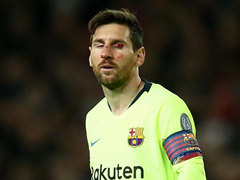 UEFA CL 8강 1차전 맨체스터 유나이티드 0:1 FC 바르셀로나