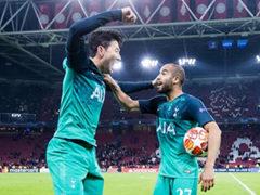UEFA CL AFC 아약스 2:3 토트넘 홋스퍼 FC