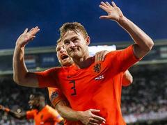 UEFA NL 준결승전 네덜란드 1:1 잉글랜드