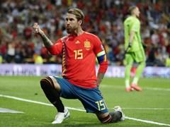 UEFA EURO F조 스페인 3:0 스웨덴