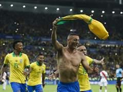 AMEC 결승전 브라질 3:1 페루