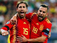 UEFA EURO F조 5차전 루마니아 1:2 스페인