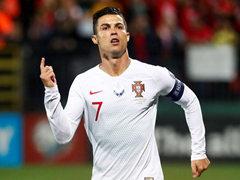 UEFA EURO B조 4차전  리투아니아 1:5 포르투갈
