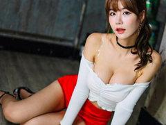 민한나 '75E컵, 진정한 볼륨 몸매'