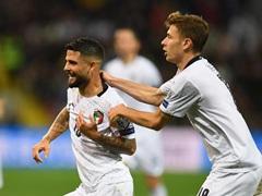 UEFA EURO 예선 보스니아 헤르체고비나 0:3 이탈리아