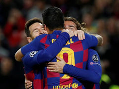 UEFA CL F조 5차전 FC 바르셀로나 3:1 보루시아 도르트문트
