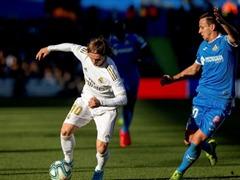 SPA D1 19R 헤타페 0:3 레알 마드리드