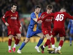 ENG FAC 4라운드(32강) 재경기 리버풀 FC 1:0 슈루즈베리 타운 FC