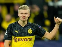 UEFA CL 16강 1차전 보루시아 도르트문트 2:1 파리 생제르맹 FC