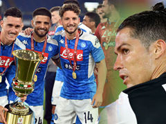 ITA Cup 결승전 SSC 나폴리 0:0 유벤투스 FC