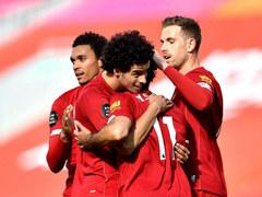 ENG PR 33R 리버풀 2:0 애스턴 빌라
