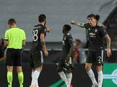 UEFA EL 4강전 세비야 2:1 맨체스터 유나이티드