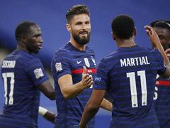 UEFA NL 리그A 3조 프랑스 4:2 크로아티아