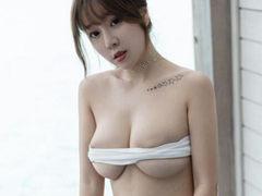 중국모델 王雨纯