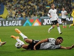 UEFA NL A리그 4조 3차전 우크라이나 1:2 독일