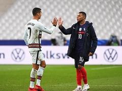 UEFA NL A리그 3조 3차전 프랑스 0:0 포르투갈