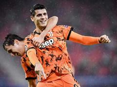 UEFA CL 페렌츠바로시 TC 1:4 유벤투스 FC