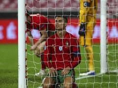 UEFA NL 리그A 3조 포르투갈 0:1 프랑스