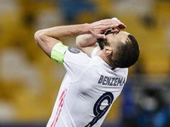 UEFA CL B조 5차전 FC 샤흐타르 도네츠크 2:0 레알 마드리드 CF