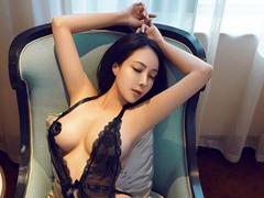 미녀 모델 송구얼(松果儿) 섹시미