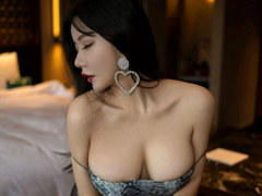 중국 & 한국 모델心妍公主(李妍曦,이연희)