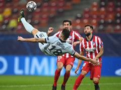 UEFA CL 16강 1차전 아틀레티코 마드리드 0:1 첼시 FC