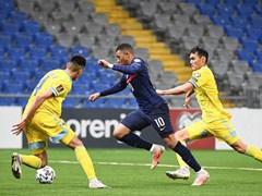 WCPEU D조 2차전 카자흐스탄 0:2 프랑스