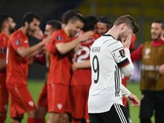 WCPEU J조 3차전 독일 1:2 북마케도니아