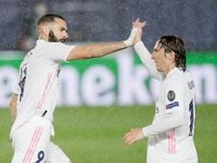 UEFA CL 4강 1차전 레알 마드리드 CF 1:1 첼시 FC